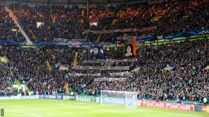 green brigade banner