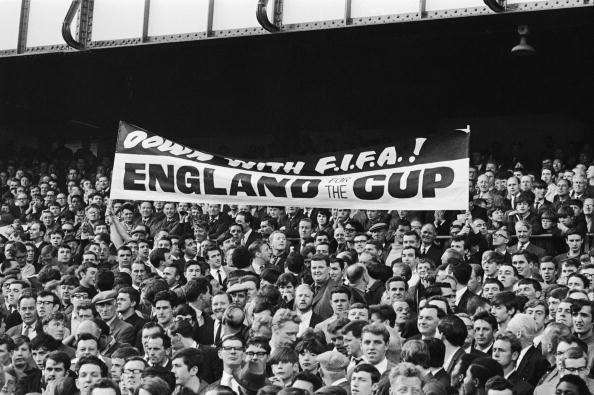 Anti FIFA Banner