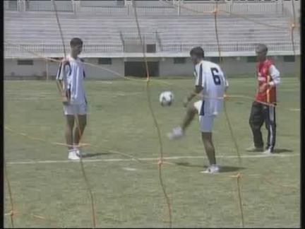 gaza footballers
