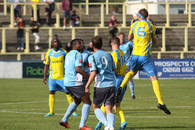 canvey island v enfield town