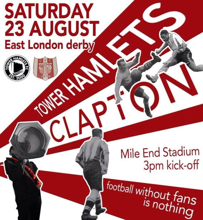 clapton fc v tower hamlets23aug