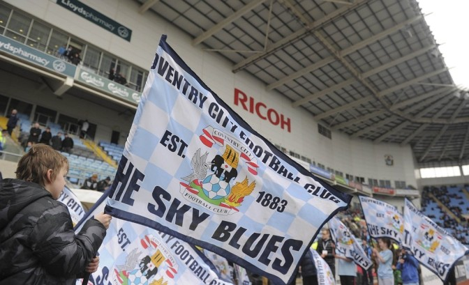 Soccer - npower Football League One - Coventry City v Doncaster Rovers - Ricoh Arena