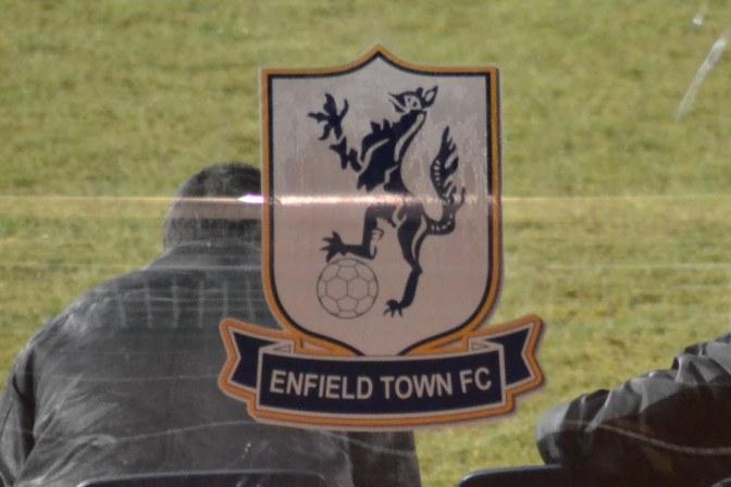 Enfield Town FC logo