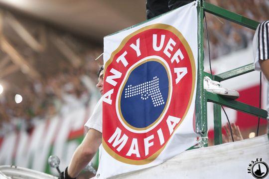 Legia Warsaw fuck uefa4