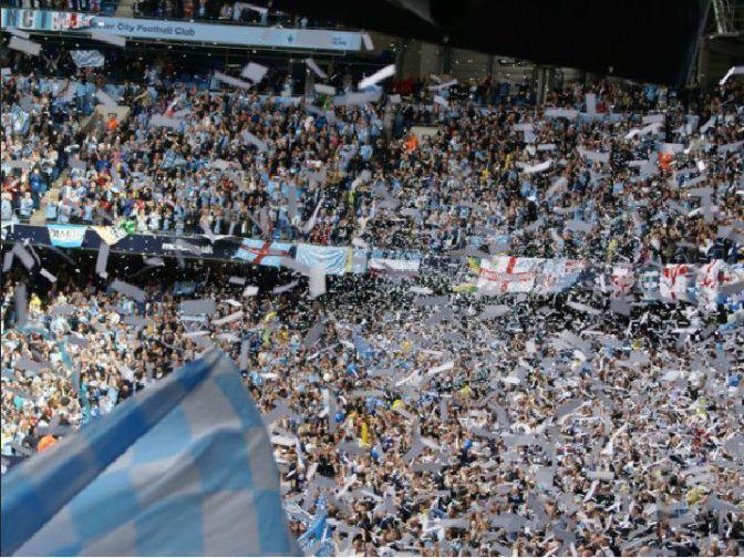 Man City Etihad Stadium