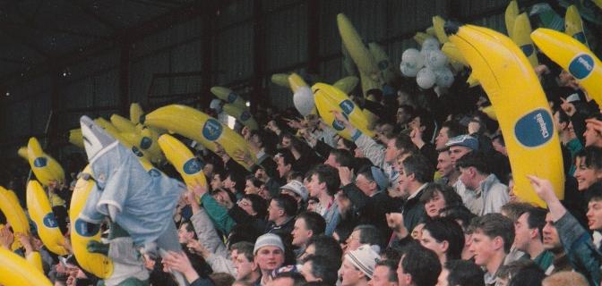 man city bananas