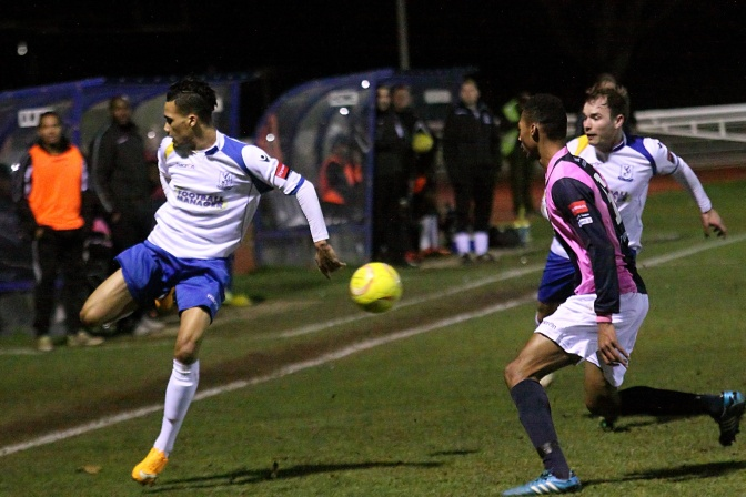 (2)enfield town v dulwich hamlet 27115
