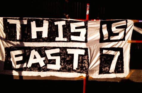 clapton fc banner