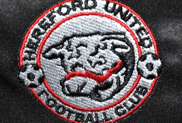 hereford united badge