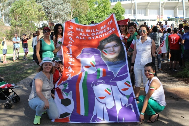 iran women at asian cup 2015