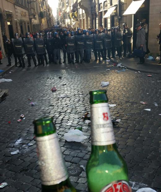 italy's worst hooligans