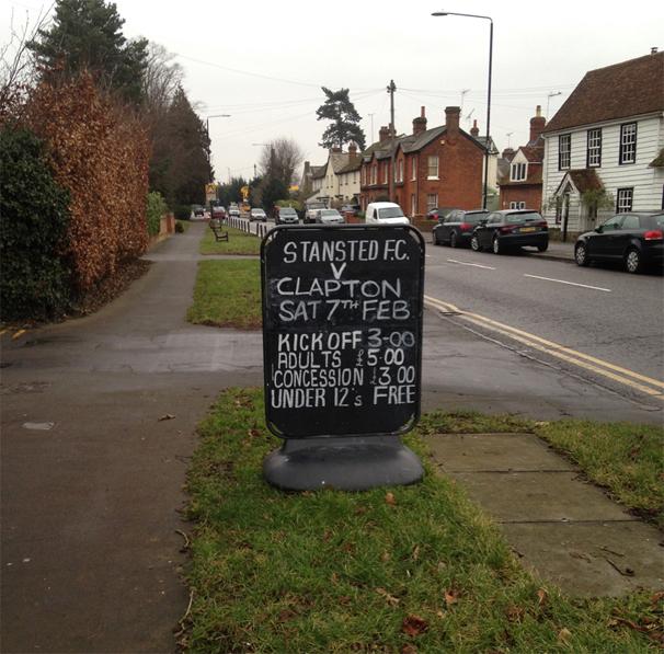 Stansted v Clapton 7215(3)