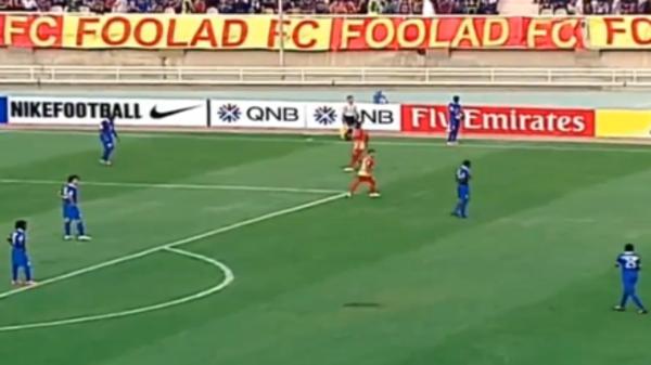 Foolad FC v Al-Hilal