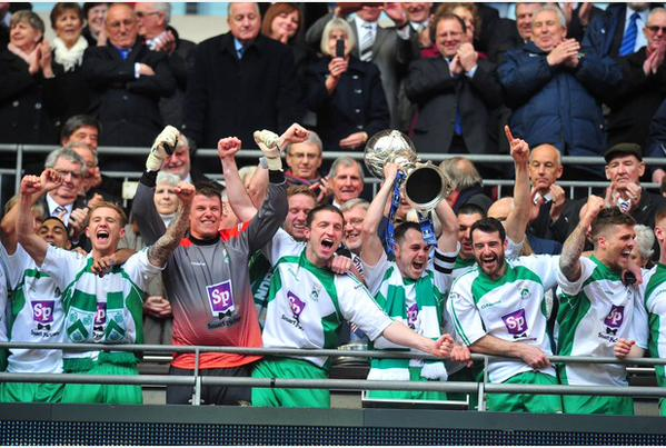 north ferriby united winners fa trophy 2015