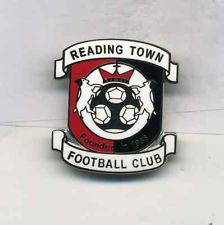 reading town badge