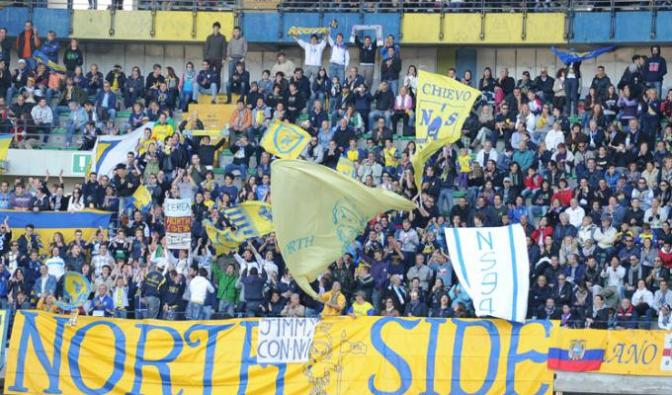 chievo  north side ultras