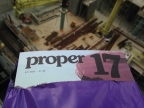 Proper Magazine issue 17 – review