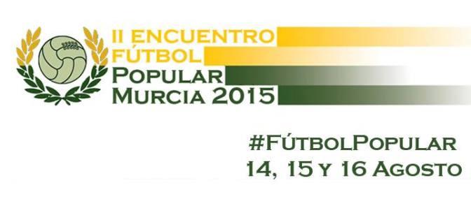Encuentro Fútbol Popular 2
