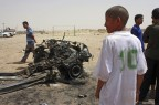 Football in times of crisis: Iraq's love of the game refuses to waver in face of violence