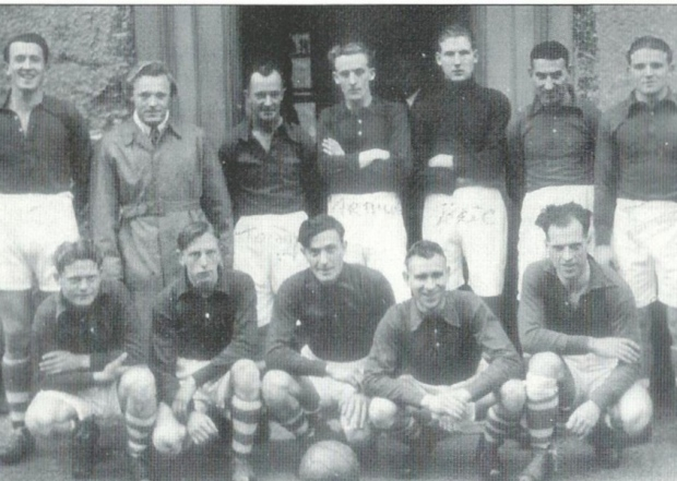 Burton-in-Holme, 1948