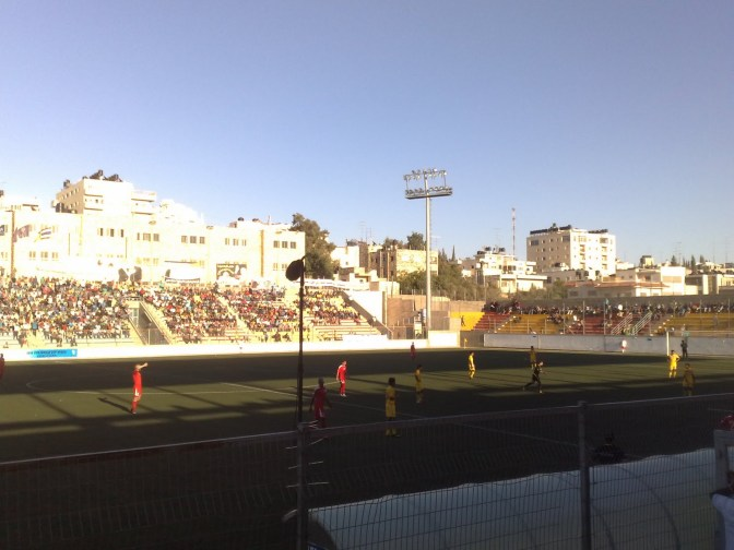 faisal al-husseini international stadium, palestine