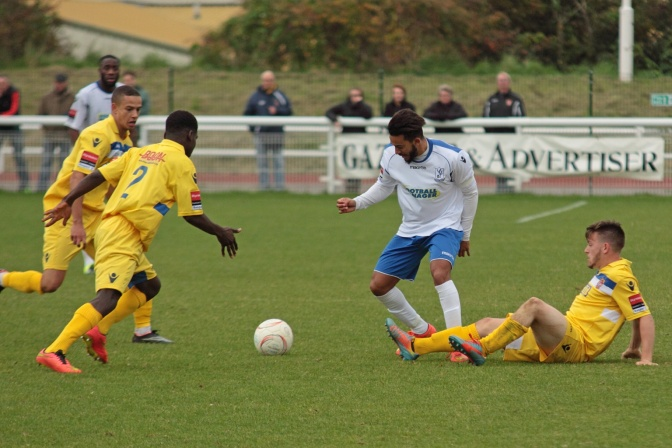 Enfield v staines 17oct15