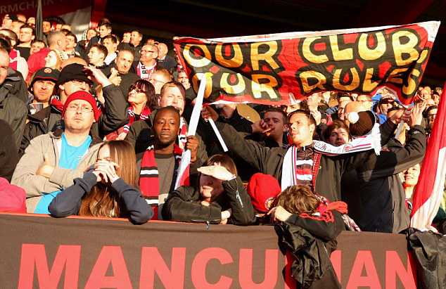 FCUM our club our rules