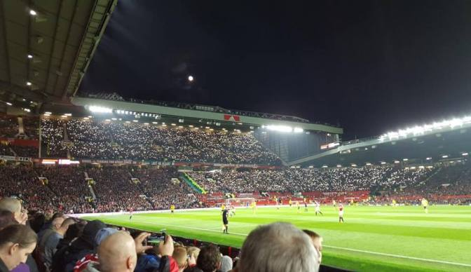 Middlesborough at Old Trafford 28Oct15