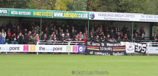North Ferriby v FCUM 17oct15