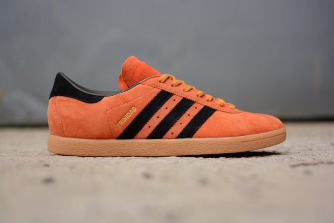 Adidas Trinidad sole supplier