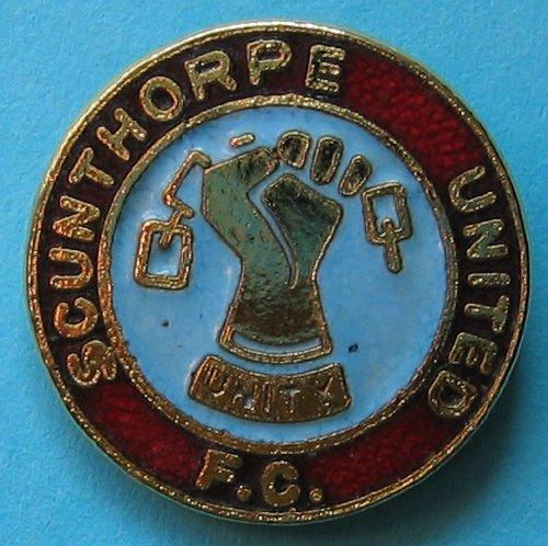 SCUNTHORPE UNITED F.C. - Inglaterra