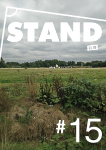 STAND #15 front cover
