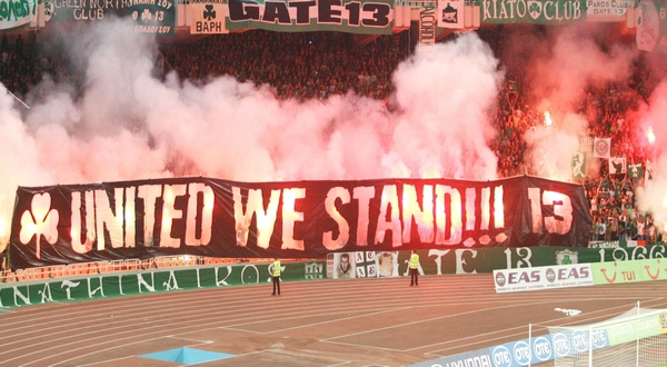 Panathinaikos #Greece UNITED WE STAND