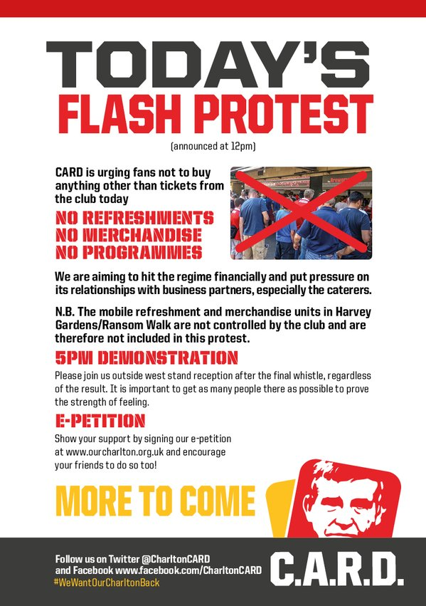 charlton protest 23jan16
