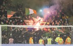 Celtic fined £10,000 by Uefa for flares and bookings