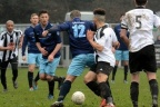 Match report: Crowborough Athletic v Fisher FC
