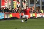 Match report: FCUM v Alfreton Town