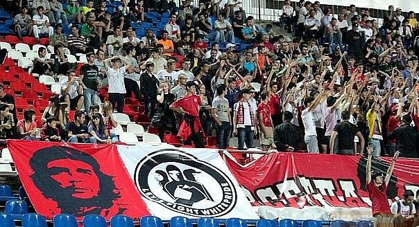 Spartak Nalchik ultras7