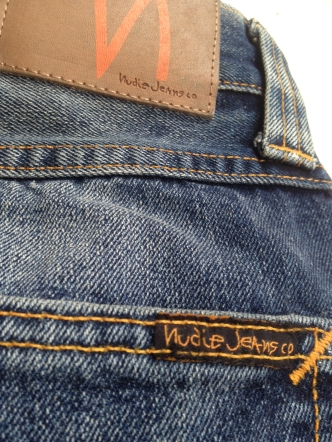Nudie Jeans Steady Eddie Old Sea