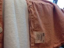 Tender long sleeve butterfly shirt (madder calico)