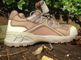 Engelbert Strauss Pallas low safety boots (peat/clay)