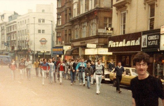 casuals in london