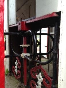 Crockenhill FC turnstile