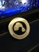 Fisher FC enamel badge