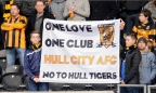 Hull City fans protest plans for the new season