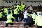A view from the other side: Ex-liaison officer says violence at football has never gone away