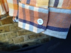 Tuk Tuk Larry L/S Shirt (Flannel Oatmeal Check)