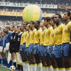 The soundtrack to Brazil's 1970 World Cup win