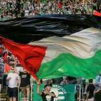 Green Brigade raise over £176,000 for Palestinian charities