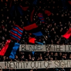 Blinded by the lights – Holmesdale Fanatics new year statement